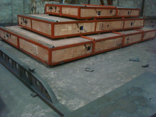 天津铸铁平板,铸铁平台包装