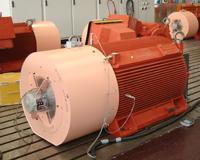 为西门子公司提供电机试验台解决方案