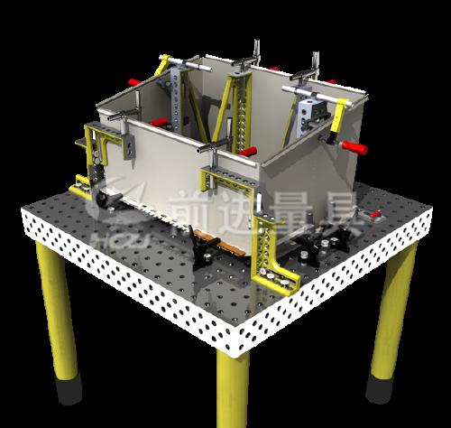 三维柔性焊接工作台